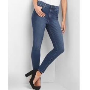 Gap True Skinny Super High Rise Jeans in Petite